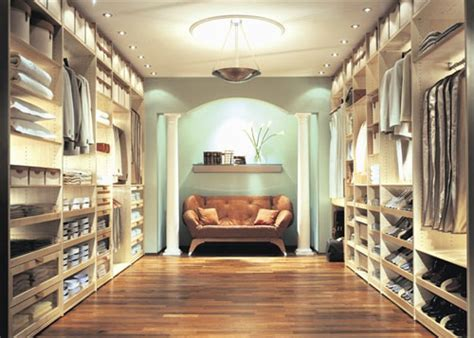 Luxurious Closet by Luxury Closets
