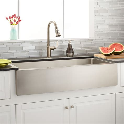kohler stainless steel farmhouse sink stainless steel apron front sink ruffrydnpoms com