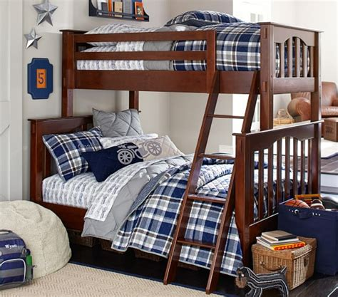 pottery barn bunk beds kendall twin over full bunk bed pottery barn kids