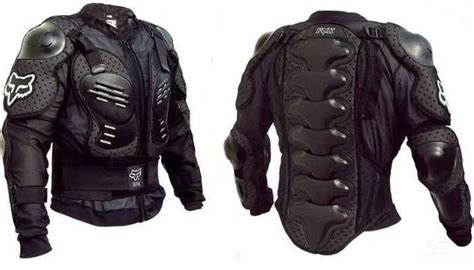 Jaket Armour Original 020 S M original fox armor protector jacket for bikers