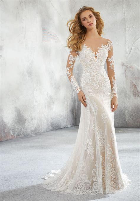 lorraine wedding dress style  morilee