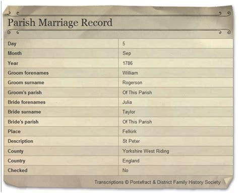 Genes Reunited Marriage Records Parish Records Estelle S Genes Reunited
