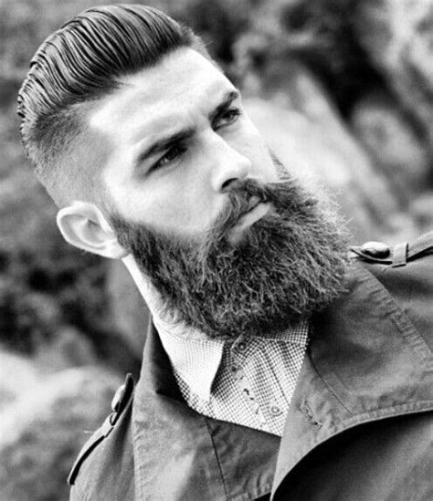 manliest mens hairstyles 50 hairstyles for men with beards masculine haircut ideas
