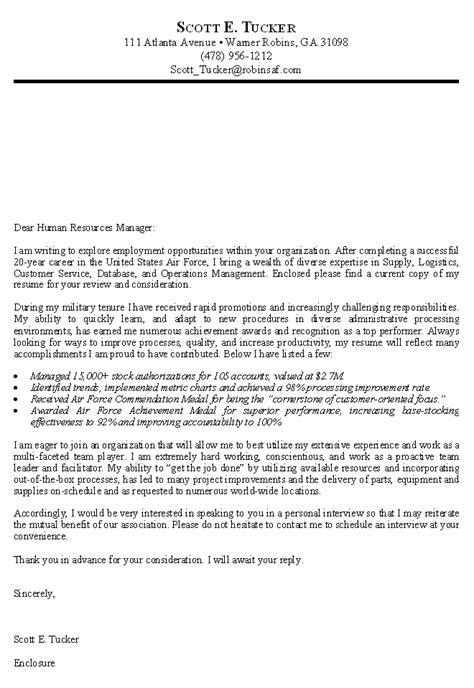 federal cover letter federal government resume exle http www