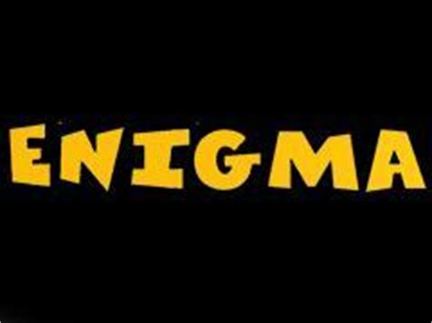 enigma film on tv enigma tv series 1997 filmaffinity