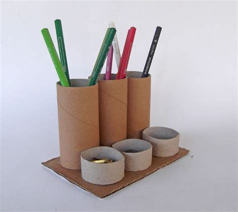 toilet paper roll desk organizer desk organizer how to with toilet paper rolls