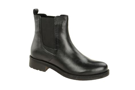 Geox Boot New geox new virna f damen boots in schwarz stiefel shop