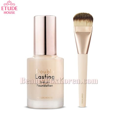 Etude House Sle Foundation box korea etude house lasting serum