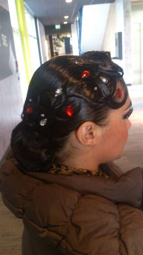 platt hairstyles platt hairstyle coronation street fans mock bethany