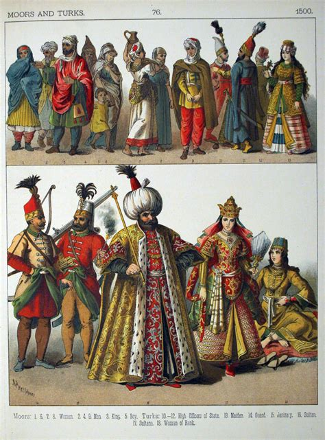 file 1500 moors and turks 076 costumes of all