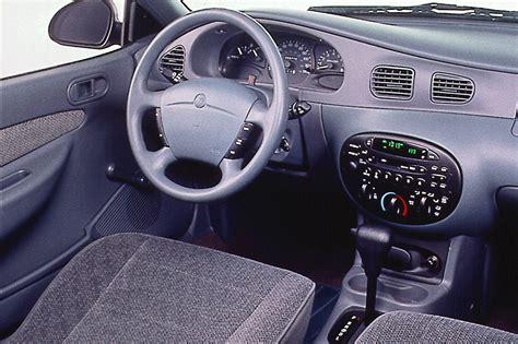 99 Mercury Interior by 1997 99 Mercury Tracer Consumer Guide Auto
