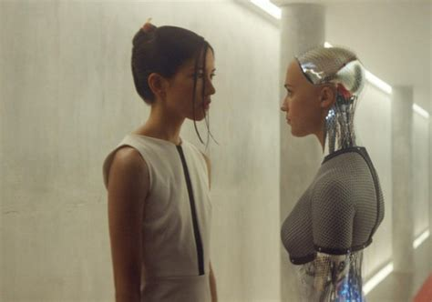 ex machina asian robot filmclub2 videos y 12 im 225 genes de ex machina con domhnall
