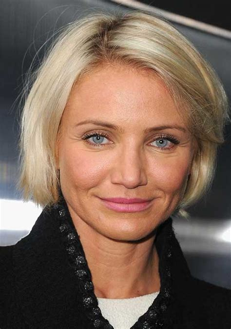 blonde bob round face short bob haircuts for round faces bob hairstyles 2017