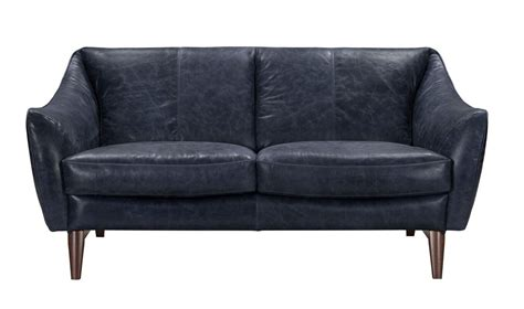 oceano contemporary italian top grain leather sofa set in