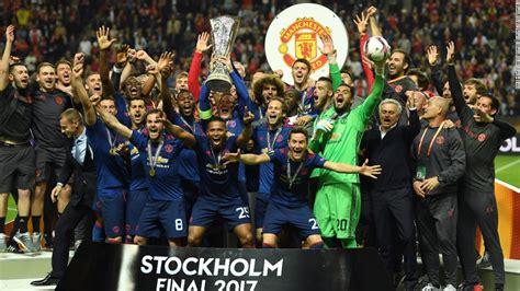 Mdt Europa League Stockholm 2017 Ajax Vs Manchester United 1 manchester united beat ajax 2 0 to win europa league in