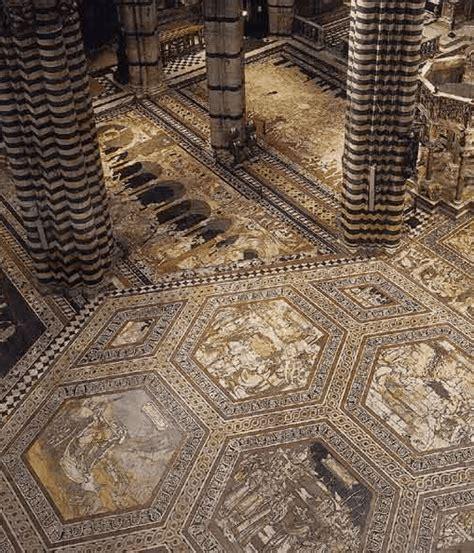 cattedrale di siena pavimento pavimento duomo di siena