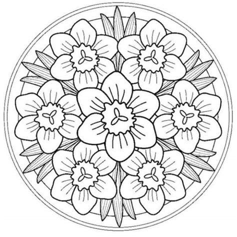 imagenes de mandalas de la naturaleza 15 mandalas para pintar de primavera con sus significados