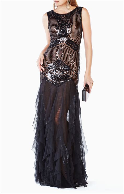 Magdalena Dress magdalena sequined gown