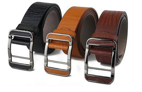 Gesper Ikat Pinggang Sabuk New Colletion Dgn Kulit Asli Import Top tips keren memakai sabuk atau ikat pinggang dengan benar