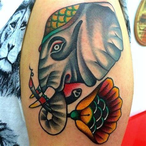 elephant tattoo flash 491 best tattoo images on pinterest tatoos tattoo art