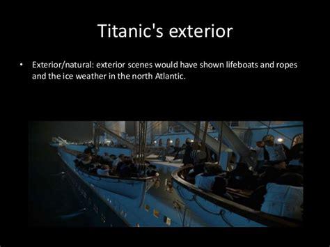 film titanic en arabe presentation film studies mese en scene