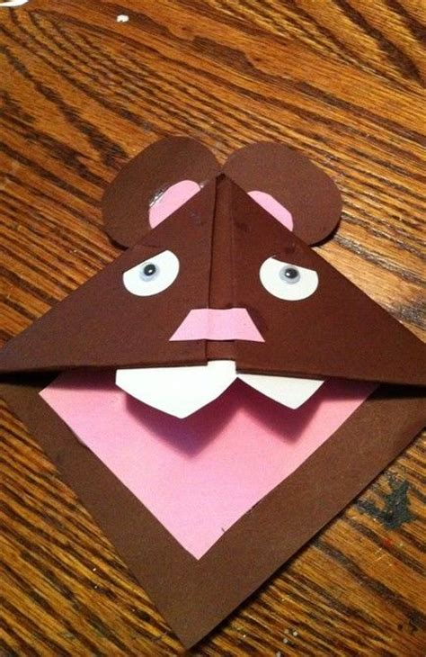 beaver crafts for kids ideas to make beavers with easy 1000 images about my compassion beaver on pinterest