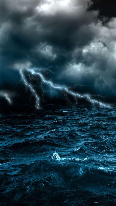 storm scene ocean storm sea storm stormy sea