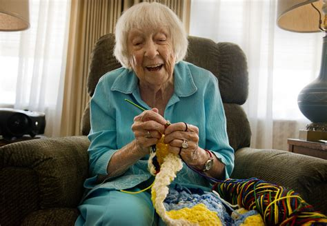older ladies sew in crafting activities for seniors knit sew crochet and