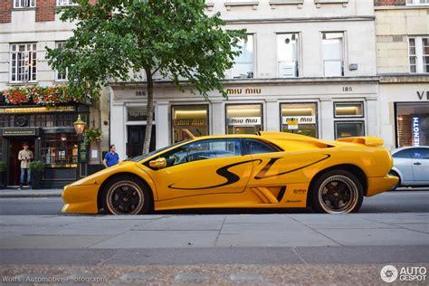 Lamborghini Sv Diablo by Lamborghini Diablo Sv 12 December 2017 Autogespot