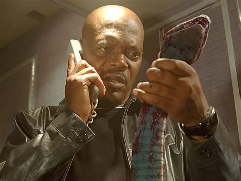 Samuel L Jackson Adds To Snake Repertoire With Black Snake Moan by Snakes On A Plane Why Should Ignore The