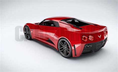 car and driver next generation c8 corvette to be mid
