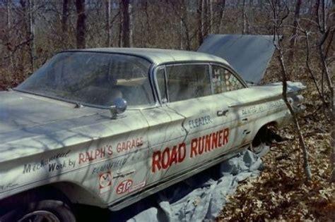 old nascar race car barn finds historic racer old pontiac barn find rusty cars