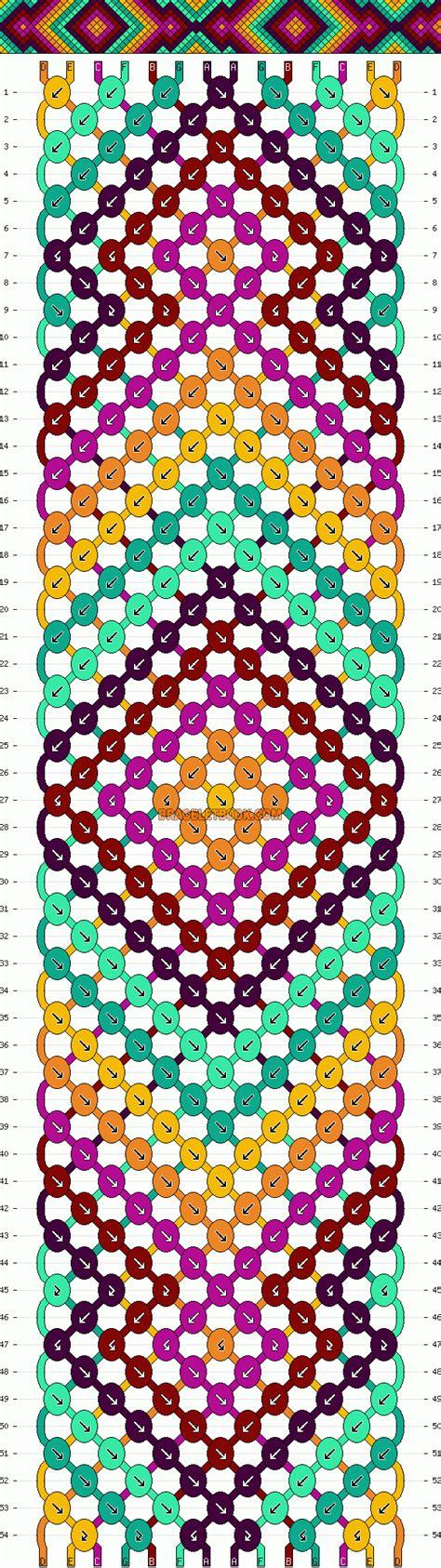 pattern friendship friendship bracelet knot patterns patterns normal