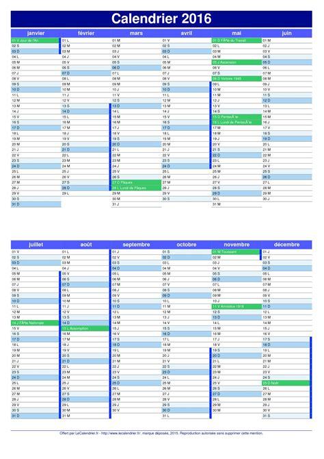 Calendrier 2016 Vacances Scolaires à Imprimer Gratuit Calendrier A Imprimer Vacances Scolaires 2016 Clrdrs