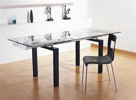 all glass table ls china glass extension table ls a047 china dining room