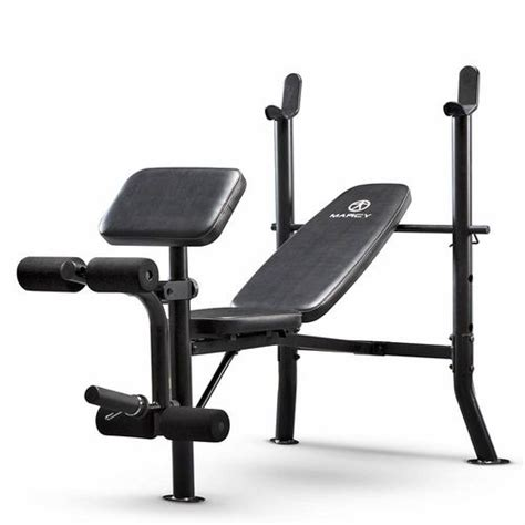 marcy standard weight bench manual marcy standard bench mwb 382 quality strength products