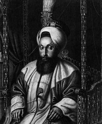 ottoman sultan selim empires in arms