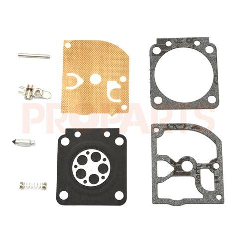 Spare Part Stihl Ms 180 Carburetor Karburator 10 set zama carburetor repair kit for stihl ms 180 170 ms180 ms170 018 017 chainsaw replacement