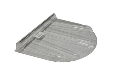 window well covers menards wellcraft 47 1 2 quot x 43 quot clear polycarbonate window well