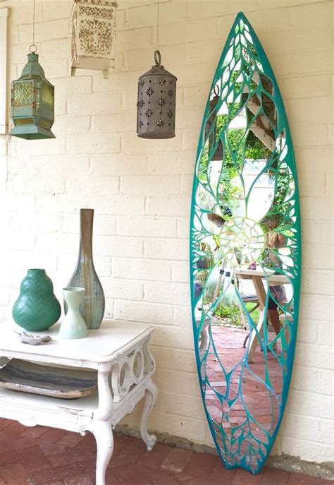 surfboard home decor best 25 painting mirrors ideas on pinterest chalk paint