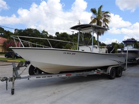 boats for sale in seabrook tx 2000 kenner 2300 center console 23 foot 2000 boat in