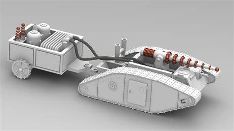 Tesla Tank Conqueror Models Tesla Tank Now Available Aqmf