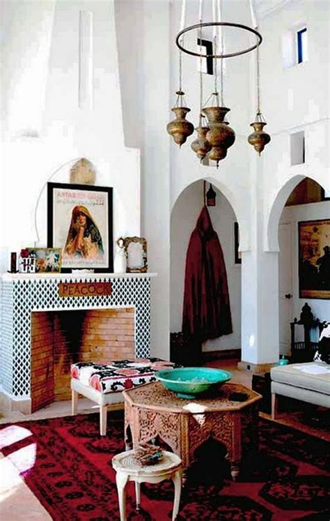 Moroccan Style Interior by 25 Modern Moroccan Style Living Room Design Ideas