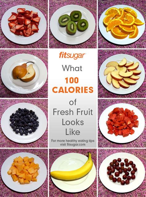 fruit n fibre calories photo poster of 100 calorie portions of fruit popsugar