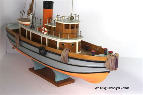 toy boat for sale japanese wooden tug boat toy antique toys for sale