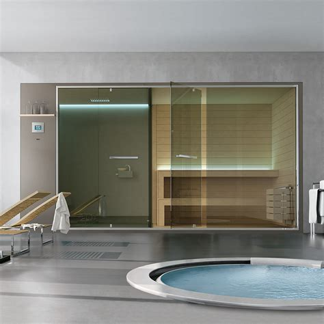 cabina doccia sauna bagno turco sauna hammam hafro geromin