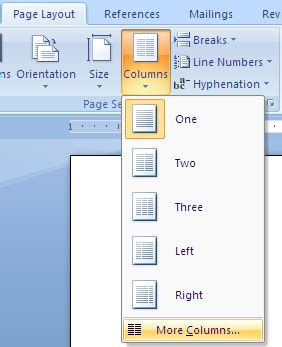 Two Way Tables Using And Formatting Columns In Microsoft Word Legal