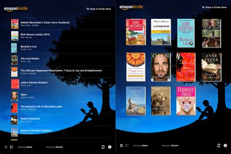 amazon kindle app amazon updates kindle app with audible progressive play