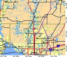 map of lutz florida lutz florida fl 33647 profile population maps real
