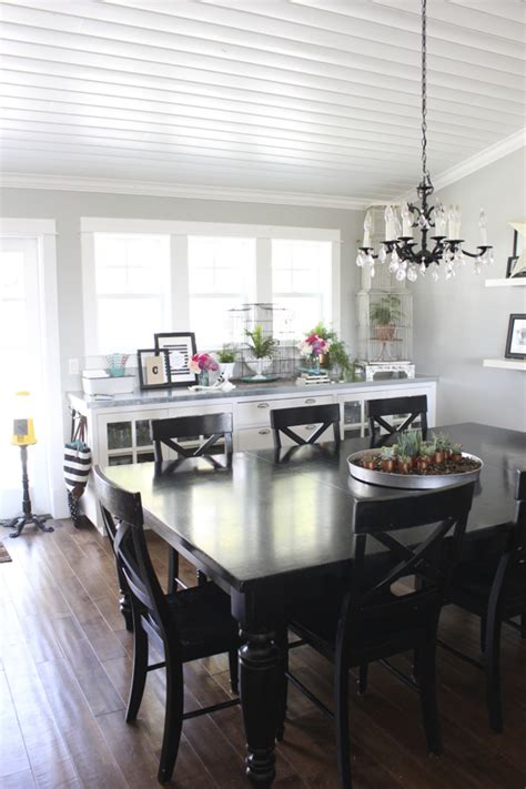 let the home tour begin the dining room dogs don t eat house tour dining room the pleated poppy